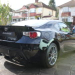 Toyota GT86 detailed
