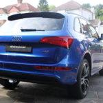 Audi Q5 new car detail