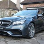Mercedes amg detailing