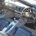 Ferrari detailed in Surrey