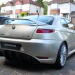Alfa Romeo detailing