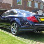 Mercedes detailing Surrey