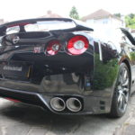 Nissan GTR detailed
