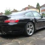 Porsche detailing in Surrey
