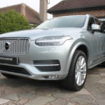 Volvo XC90 new cr detail