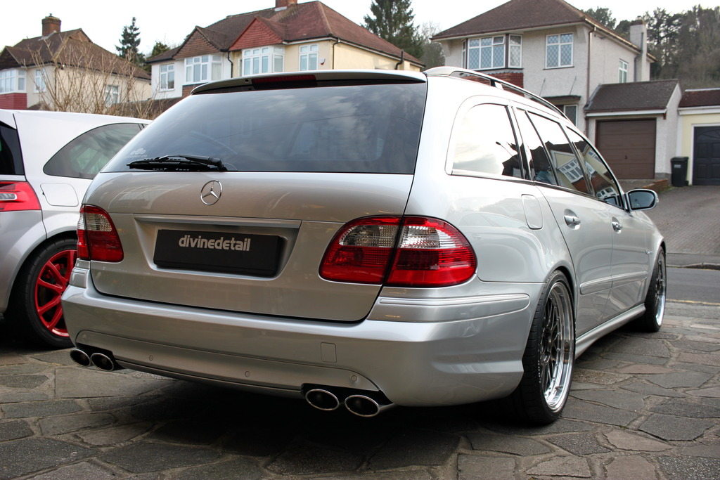 Mercedes E55 Estate